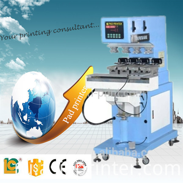 4 color high accuracy printer